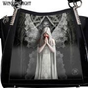 ANNE STOKES Gothic Angel Love Remains 3D Handbag